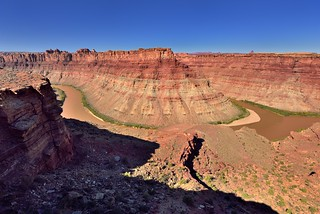 The End of a Hike and One Heck of a View! (Canyonlands National Park)