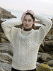 Fashion in aran sweater knitwear (Mytwist) Tags: modern aran sweater natallia kulikouskaya crafts ireland sweatergirl sexy knitwear timeless woman winter retro raglan cabled craft classic chunky knitted bulky jumper pullover laine style fashion design mytwist itch love passion nordic casual dublin viking unisex