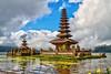 Ulundanu Temple (Bali Tourist Guide) Tags: bali ulundanu bedugul lakeberatan