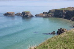 IMG_3704 (avsfan1321) Tags: ireland northernireland unitedkingdom uk countyantrim ballycastle carrickarede carrickarederopebridge nationaltrust landscape green blue ocean atlanticocean island