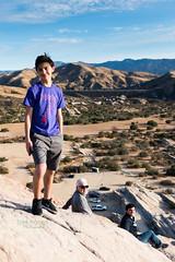 Vasquez Rocks-2 (Diving Pete) Tags: addison adrian california intobeyondphotography jake location people tustin usa vasquezrocks