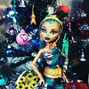 Happy New Year! (KT▲Kate_and_Tanya) Tags: monster high doll dolls mattel kt happy new year 2018 nefera de nile