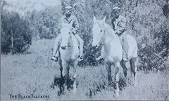 The Black Trackers - possibly in North Queensland - very early 1900s (Aussie~mobs) Tags: blacktracker aborigine native indigenous vintage queensland australia horse riders trackers aussiemobs