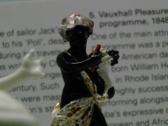 Derby Porcelain Figure Representing Africa, 1826-35 (failing_angel) Tags: 220817 london thames docklands museumoflondon towerhamlets
