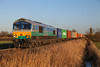 66711 Tufts N° 1 Crossing 28-12-17 (Andy The V) Tags: tuftsn°1crossing gbrf 66711 sence