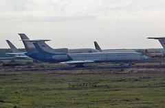Tupolev TU-154M RA-85832 Rossiya (EI-DTG) Tags: planespotting aircraftspotting moscow domedodevo dme 17sep2015 tupolev154 tu154 russianaircraft russia trijet derelict boneyard ra85832 rossiya