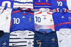 Zidane World Cup 2006 (iptings) Tags: france fff platini papin cantona ginola desailly decamps petit veira henry ribery benzema pogba mbappe griezmann adidas nike