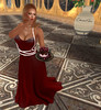 #64# (chanelfive5) Tags: luckynight dress red blogger secondlife sexygirl virtualworld