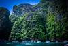 20171114 DSC_3674 6000 x 4000 (Kurukkans) Tags: kurukkans krabi thailand sea beautifulplace water monkey tourists islands speedboat boats