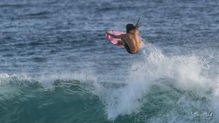 Surfing Burleigh #451
