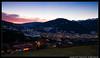 La Val Isarco (Facciamo2Scatti) Tags: facciamo2scatti alessiobrinati olympus italia altoadige sudtirol tramonto sunset valle montagna mounten dolomiti italy paesaggio landscape cielo sky nuvole clouds neve snow vacanze holydays