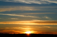 Sunrise before the storm Carmen ! (Clement Philippon) Tags: storm sunrise 2018