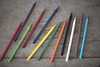Assortment (Rushay) Tags: assortment color colors pencil portelizabeth southafrica woodentexture writing