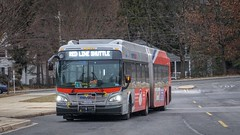 WMATA Metrobus 2015 New Flyer Xcelsior XDE60 #5479 (MW Transit Photos) Tags: wmata metrobus new flyer xcelsior xde60
