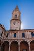 Perugia, chiesa di San pietro (baridue) Tags: campanile church chiesa perugia