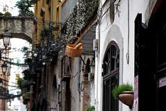 Panierismi (lauttone1) Tags: salerno sa italia italy italian culture paniere basket bread folk meridione sud south pane panaro canon eos 1d mark iii streetphotography