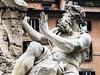 Roma Piazza Navona (renmas57) Tags: 2017 roma piazza navona fontana statua fiumi pietra downtown