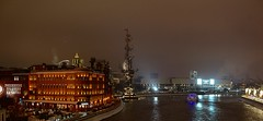 Moscow New year. The city center is the Moscow Kremlin. (vladimirfeofanov) Tags: city russian moscow a7r sony