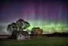 Colloden battlefield (Michael Carver Photography) Tags: scotland cullodenbattlefield inverness northernlights aurora nightcaps nightshots