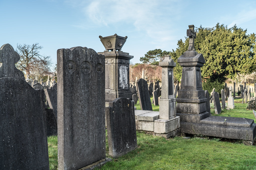 VISIT TO GLASNEVIN CEMETERY IN DUBLIN [FIRST SESSION OF 2018]-135079