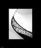 Handrail (Prenner Manuel) Tags: 2012 architecture architektur austria bw europa geländer stiegenhaus vienna wien hallway at