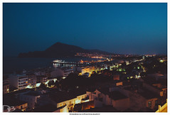 Altea (dirkbreisch) Tags: altea schöneswetter einfachnurgut color sonya7ii soummer alteacity dirkbreischphotography mediteran sommerabend spain spanien bluehour