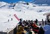 Outdoor terrace (A. Wee) Tags: otago nz newzealand 纽西兰 新西兰 skiresort 滑雪场 cardrona patio terrace captainscafe
