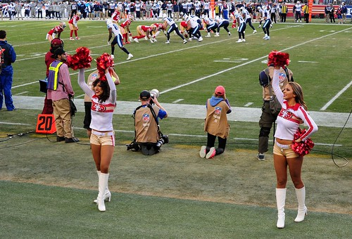 #SanFrancisco49ers vs #TennesseeTitans #LevisStadium