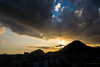 Atardecer Río (carlosbenju) Tags: atardecer sunset paisaje landscape sol naturaleza nature cielo sky city ciudad riodejanerio montañas mountains mas sea