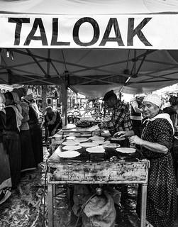 ... Euskal Show Cooking ...
