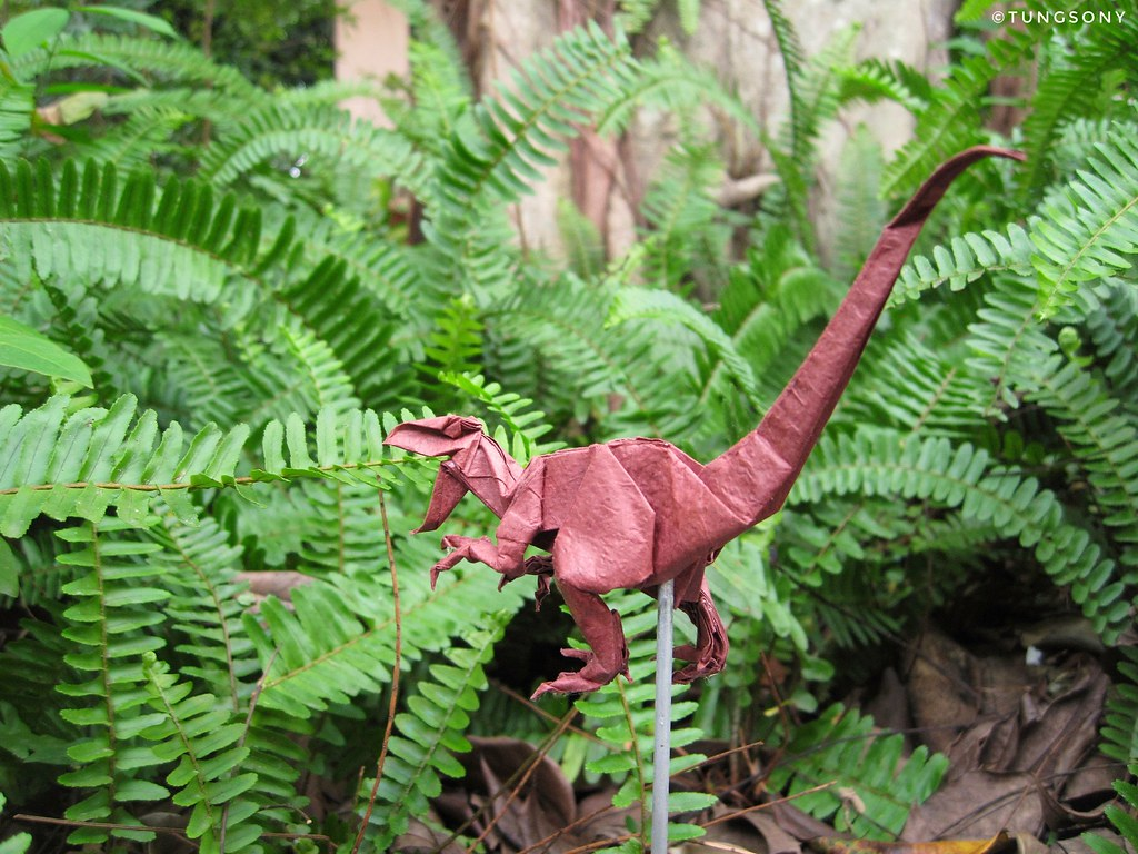 The World's Best Photos of dinosaur and origami - Flickr ... - photo#50