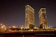 Hyatt Regency Dubai Creek Heights (Gabby Canonizado 02 (New account)) Tags: hyattregencydubaicreekheights hyatt hyattregency hyattdubai regency dubai hotel 5starhotel 5 star uae nightshot