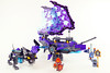 "Garg's Airship - LEGO Nexo Knights 70356 Alternate MOC (""grohl"") Tags: nexo nexoknights ultimate destruction colossus 70356 lego grohld flying ship sial boat floating aerial cannon jestro"