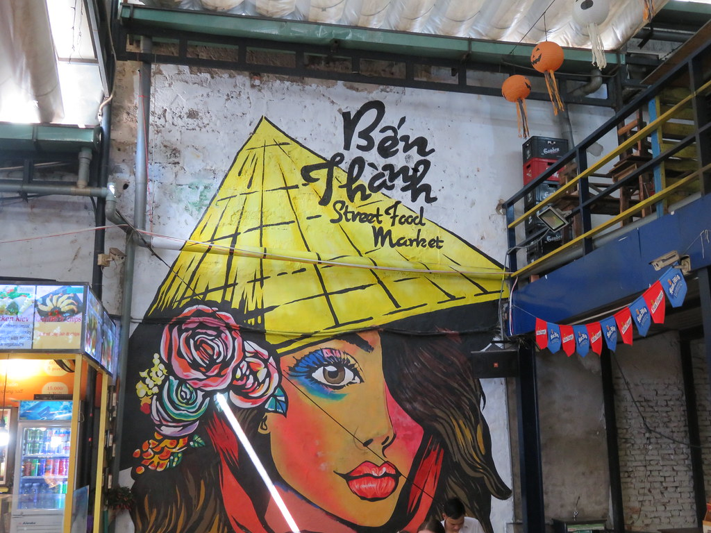 The World\'s Best Photos of mural and saigon - Flickr Hive Mind