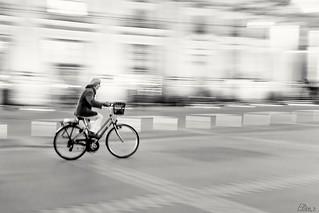 Lyon 2017... À bicyclette...