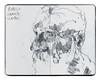 Musée Rodin - (_jondixon) Tags: drawing pencil portrait sculpture paris sketch sketchbook