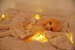 Light ♥ (SunShineRu) Tags: minifee mnf miyu fairyland bjd ball jointed doll dolls light cute kawaii hikari