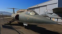 Lockheed F-104 Starfighter (Aero.passion DBC-1) Tags: yanks air museum chino ca dbc1 david biscove aeropassion aircraft plane avion aviation collection usa california