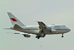 A9C-HAK Boeing 747SP-P6 [23610] (Bahrain Royal Flight) Home~G 05/05/2010 (raybarber2) Tags: 23610 a9chak airliner airportdata bahraincivil bizjet cn23610 egll flickr