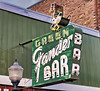 Take a Gander Here! (Owen Dett) Tags: wyoming bar saloon alcohol whiskey tavern beer wine drink neon sign duck old