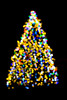 Christmas Bokeh (CoolMcFlash) Tags: xmas christmas tree depthoffield decoration bokeh lights colors colorful fujifilm xt2 night focus weihnachten baum weihnachtsbaum fest weihnachtsfest frohesfest merrychristmas bunt licht lichter farben unscharf fokus fotografie photography beleuchtet nacht xf 35mm f14 r