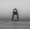 Dovercourt Dawn (4 of 4) (selvagedavid38) Tags: sea ocean harwich dovercourt essex lighthouse trinity water waves long exposure tide tower coast black white monochrome grey north canon 70d