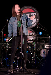 Alice Merton 12/13/2017 #13 (jus10h) Tags: alicemerton alice merton alt 987 penthouse altana apartment homes glendale losangeles california female singer songwriter european young beautiful sexy talented artist band musician live music concert gig event private show performance venue rooftop pool photography nikon d610 2017 justinhiguchi photographer
