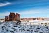Tower of Babel, Arches National Park, UT (xiaoping98) Tags: towerofbabel utah winter snow landsccape nature archesnationalpark