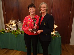 Annual Prize Presentation Golfer of the Year