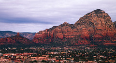 Capitol Butte and Chimney Rock Sedona AZ (m_gleckman) Tags: sedona landscape redrock arizona az vortex southwest panorama capitolbutte chimneyrock
