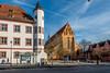 Ingolstadt - Franziskanerplatz (WolfgangPichler) Tags: deutschland ingolstadt rx100m3m4 bayern sony