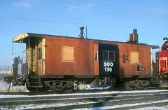 SOO Caboose 150 (Chuck Zeiler) Tags: soo caboose 150 railroad train chicago chuck zeiler chz