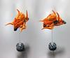 Eldritch Mawcraft (Ballom Nom Nom) Tags: bionicle lego eldritch maw spacecraft