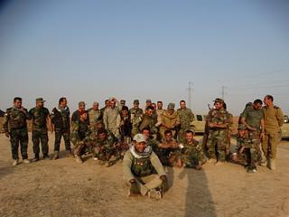 kurfdistan peshmerga forces